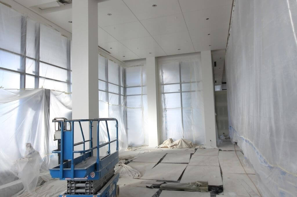 commercial painting company -AREA1-